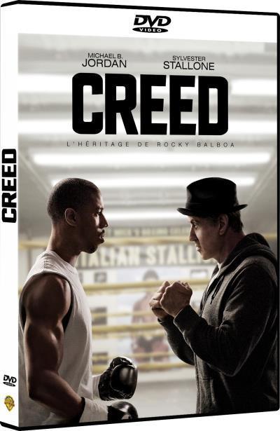 Creed : l'héritage de Rocky Balboa / un film de Ryan Coogler | Coogler, Ryan. Metteur en scène ou réalisateur