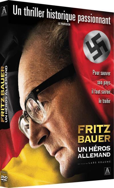 Fritz Bauer, un héros allemand / un film de Lars Kraume | Kraume, Lars. Metteur en scène ou réalisateur