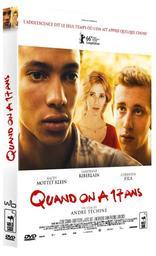 Quand on a 17 ans [dix-sept ans] / un film d'André Téchiné | Téchiné, André. Metteur en scène ou réalisateur