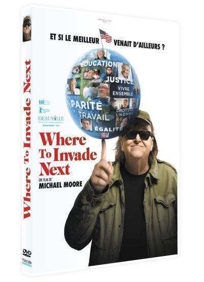 Where to invade next / un film documentaire de Michael Moore |