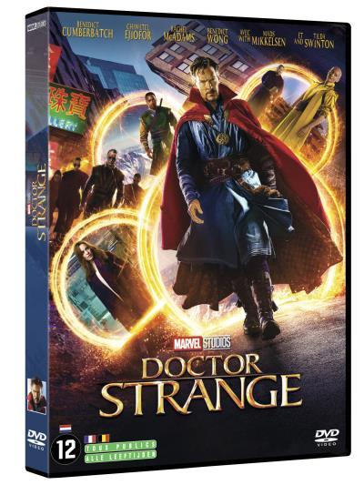 Doctor Strange / un film de Scott Derrickson   Derrickson, Scott. Metteur en scène ou réalisateur