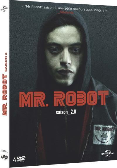 Mr Robot - Saison 2 / une série télé créée par Sam Esmail |