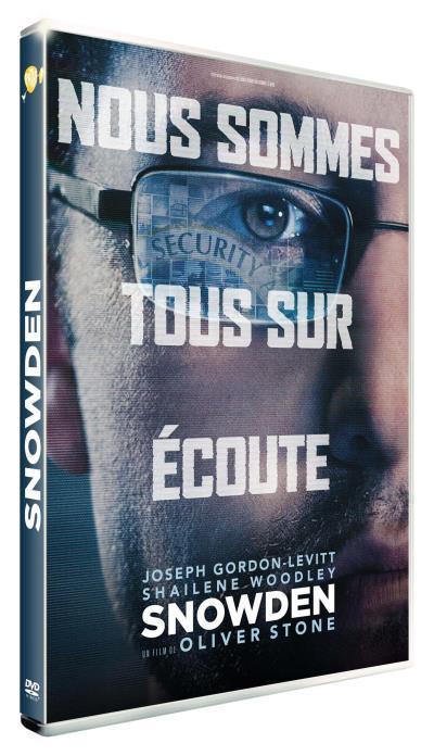 Snowden / un film d'Oliver Stone | Stone, Oliver (1946-....). Metteur en scène ou réalisateur
