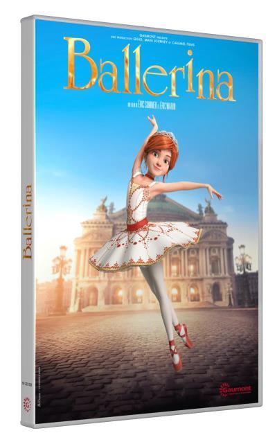 Ballerina / un film d'animation d'Eric Summer et Eric Warin | Summer, Éric. Metteur en scène ou réalisateur. Scénariste