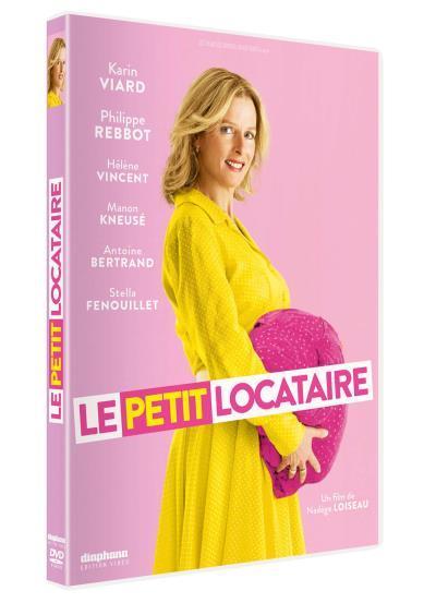 Le Petit locataire / un film de Nadège Loiseau | Loiseau, Nadège. Metteur en scène ou réalisateur. Scénariste