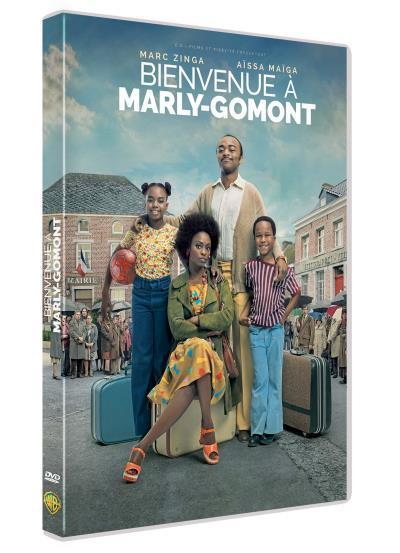 Bienvenue à Marly-Gomont / un film de Julien Rambaldi | Rambaldi, Julien. Metteur en scène ou réalisateur. Scénariste
