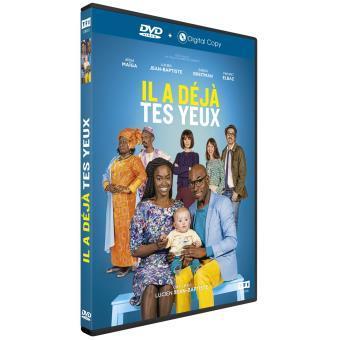 Il a déjà tes yeux / un film de Lucien Jean-Baptiste | Jean-Baptiste, Lucien (1964-....). Metteur en scène ou réalisateur. Acteur. Scénariste