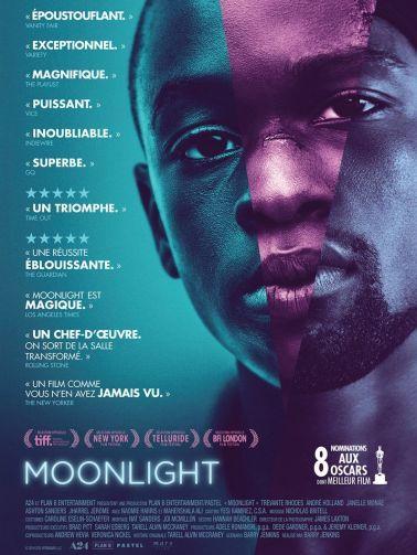 Moonlight / un film de Barry Jenkins | Jenkins, Barry. Metteur en scène ou réalisateur