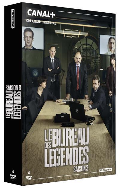 Le Bureau des légendes - Saison 3 / une série créée par Eric Rochant | Rochant, Eric. Metteur en scène ou réalisateur