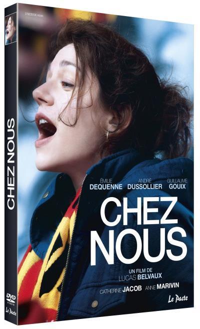 Chez nous / un film de Lucas Belvaux | Belvaux, Lucas (1961-....). Metteur en scène ou réalisateur. Scénariste