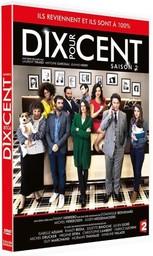 Dix pour cent [10 %] - Saison 2 / une série télé créée par Fanny Herrero | Herrero, Fanny. Metteur en scène ou réalisateur