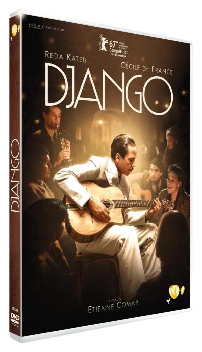 Django / un film d'Etienne Comar | Comar, Etienne. Metteur en scène ou réalisateur. Scénariste