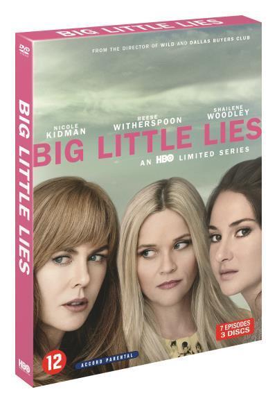 Big little lies / une série télé créée par David E. Kelley | Kelley, David E.. Scénariste