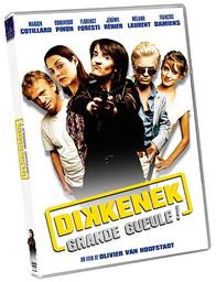 Dikkenek : Grande gueule / un film d'Olivier van Hoofstadt | van Hoofstadt, Olivier. Metteur en scène ou réalisateur