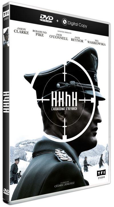 HHhH : l'assassinat d'Heydrich / un film de Cédric Jimenez   Jimenez, Cédric. Metteur en scène ou réalisateur