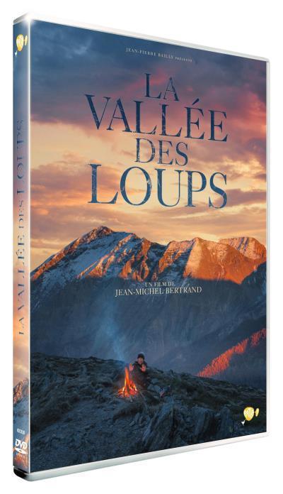 Vallée des loups (La) / un film documentaire de Jean-Michel Bertrand | Bertrand, Jean-Michel. Metteur en scène ou réalisateur. Photographe