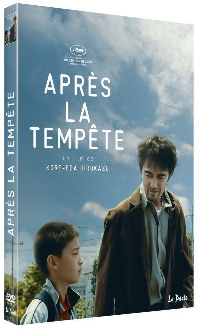 Après la tempête / un film de Kore-Eda Hirokazu   Kore-Eda, Hirokazu. Metteur en scène ou réalisateur