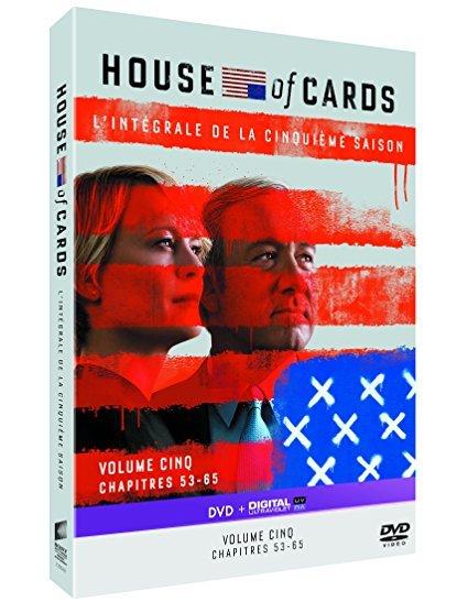 House of cards, saison 5 / une série télé réalisée par Daniel Minahan, Michael Morris, Alik Sakharov, et al. | Minahan, Daniel. Metteur en scène ou réalisateur