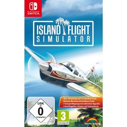 Island flight simulator - Switch  |