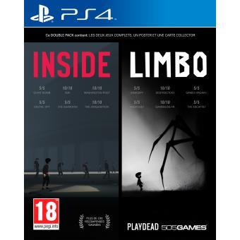 Inside + Limbo - PS4  |