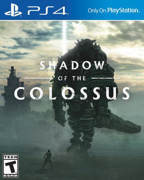 Shadow of the Colossus - PS4  |