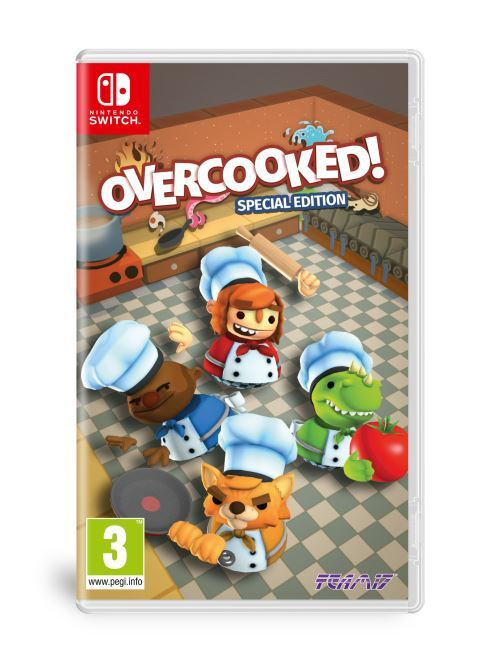 Overcooked ! - Nintendo Switch  |