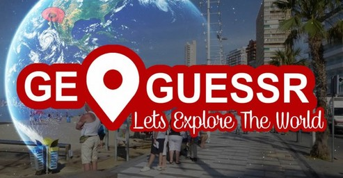 GeoGuessr-PC : Jeu vidéo en ligne = PC |