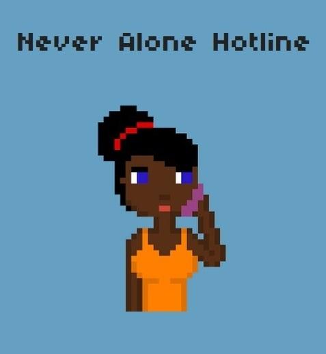 Never Alone Hotline : Jeu vidéo en ligne = PC, Androïd |