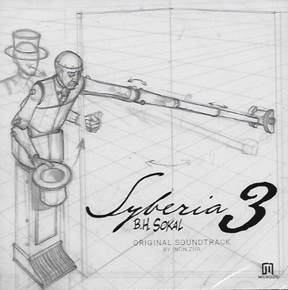 Syberia 3 : original soundtrack / Inon Zur |