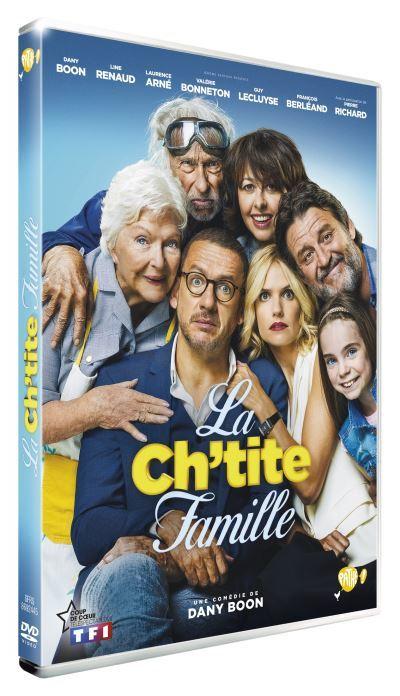 La Ch'tite famille / un film de Dany Boon | Boon, Dany. Metteur en scène ou réalisateur. Scénariste. Acteur