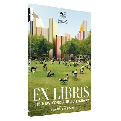 Ex Libris : the New York public library / un film documentaire de Frederick Wiseman | Wiseman, Frederick (1930-....). Metteur en scène ou réalisateur. Scénariste