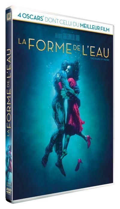 Forme de l'eau (La) / un film de Guillermo del Toro   del Toro, Guillermo (1964-....). Metteur en scène ou réalisateur