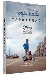 Capharnaüm / un film de Nadine Labaki   Labaki, Nadine (1974-....). Metteur en scène ou réalisateur
