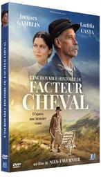 L'Incroyable histoire du facteur Cheval / un film de Nils Tavernier | Tavernier, Nils. Metteur en scène ou réalisateur. Scénariste