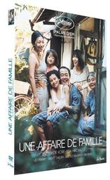 Affaire de famille (Une) / un film de Kore-Eda Hirokazu | Kore-Eda, Hirokazu. Metteur en scène ou réalisateur. Scénariste