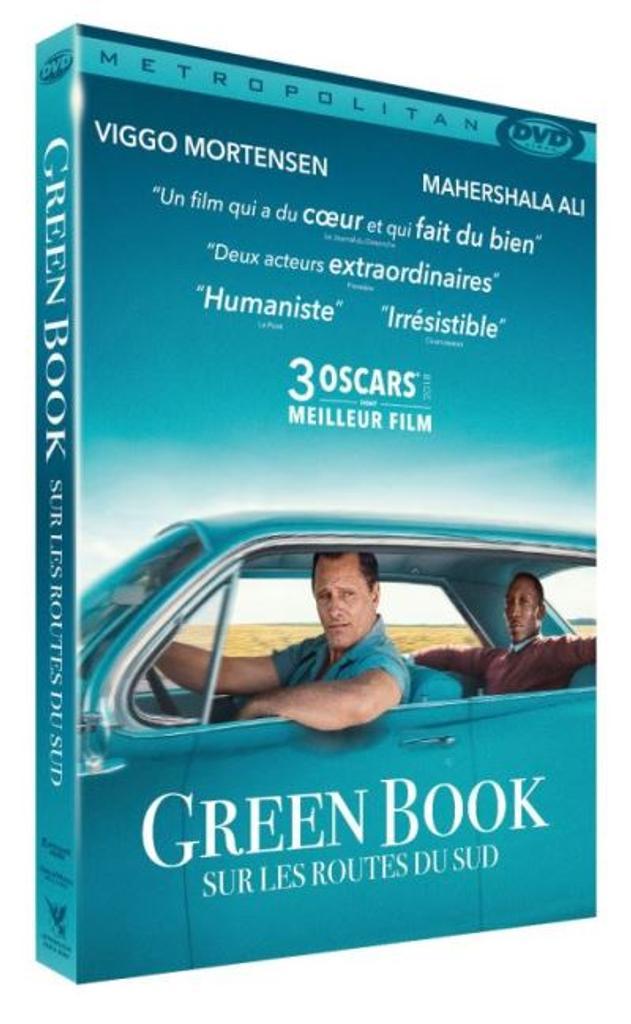 Green book : Sur les routes du Sud / un film de Peter Farrelly |