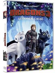 Dragons 3 : Le Monde caché / un film d'animation de Dean DeBlois | DeBlois, Dean. Metteur en scène ou réalisateur
