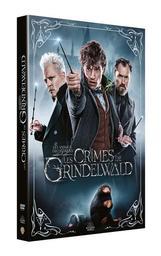 Les crimes de Grindelwald / un film de David Yates   Yates, David (1963-....). Metteur en scène ou réalisateur