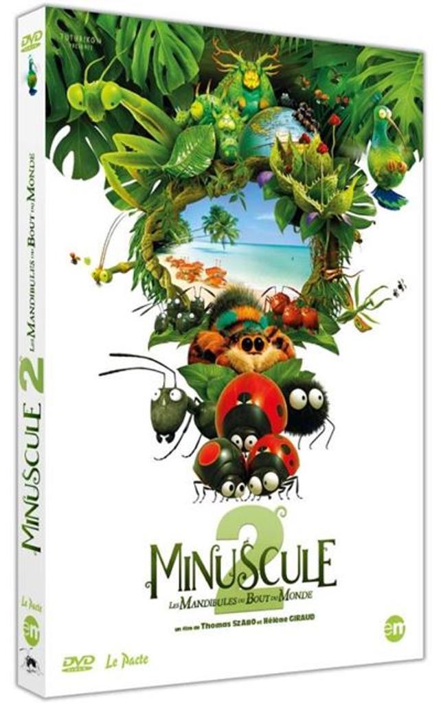 Minuscule 2 : Les mandibules du bout du monde / un film de Hélène Giraud et Thomas Szabo |