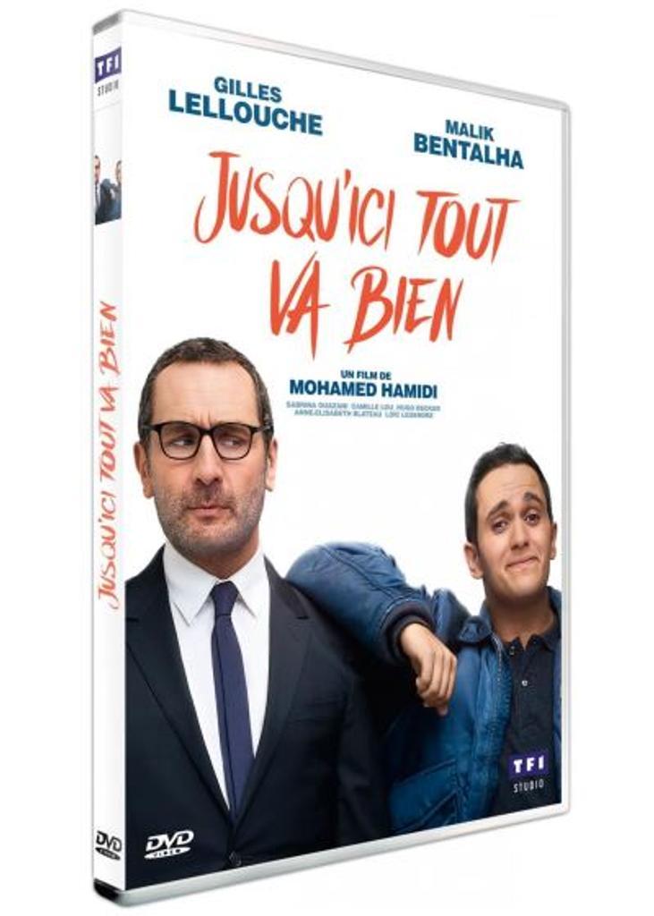 Jusqu'ici tout va bien / un film de Mohamed Hamidi |
