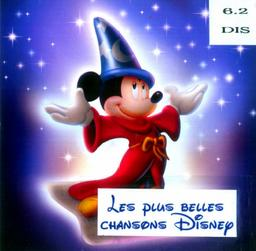 Les plus belles chansons Disney 1 / Walt Disney, prod. | Disney, Walt (1901-1966)