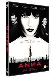 Anna / un film de Luc Besson   Besson, Luc (1959-....). Metteur en scène ou réalisateur. Scénariste. Producteur