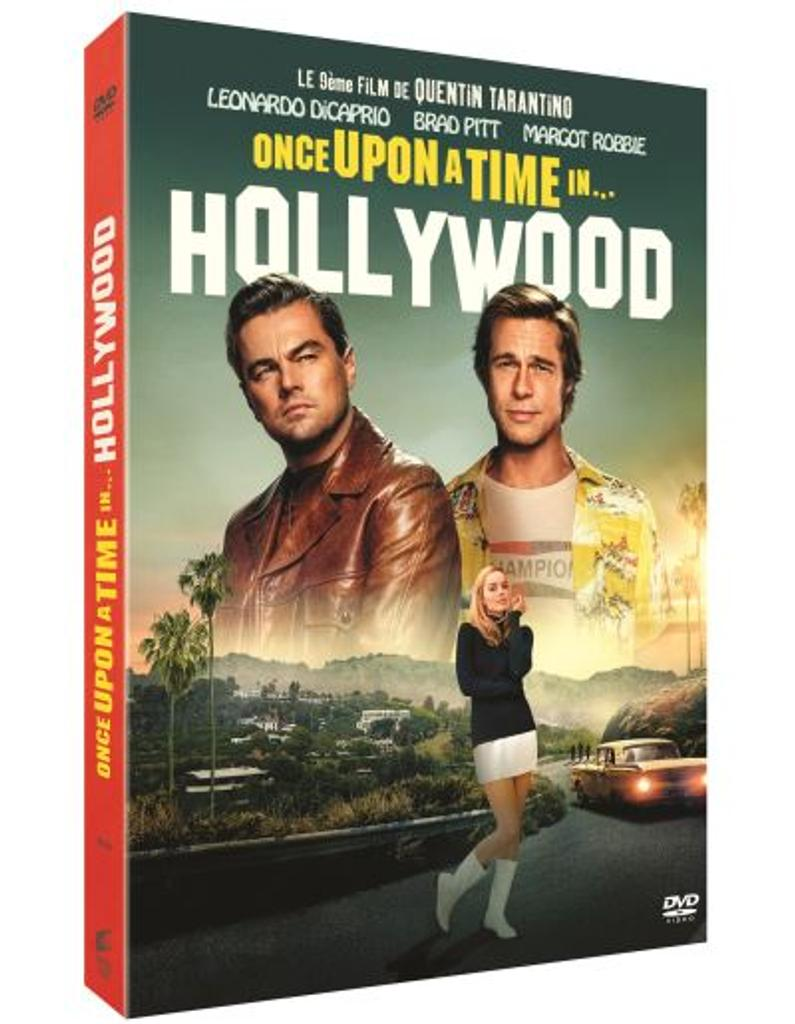 Once upon a time in Hollywood / un film de Quentin Tarantino |