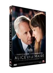 Alice et le maire / un film de Nicolas Pariser | Pariser, Nicolas. Metteur en scène ou réalisateur. Scénariste