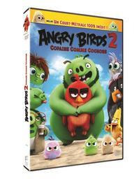 Angry Birds 2 : Copains comme cochons / un film d'animation de Thurop Van Orman | Van Orman , Thurop . Metteur en scène ou réalisateur