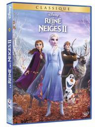 Reine des neiges 2 (La) / un film d'animation de Chris Buck et Jennifer Lee des Studios Disney | Buck, Chris. Metteur en scène ou réalisateur