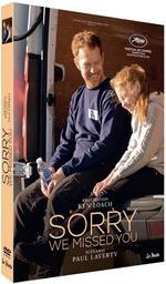 Sorry we missed you / un film de Ken Loach | Loach, Ken. Metteur en scène ou réalisateur