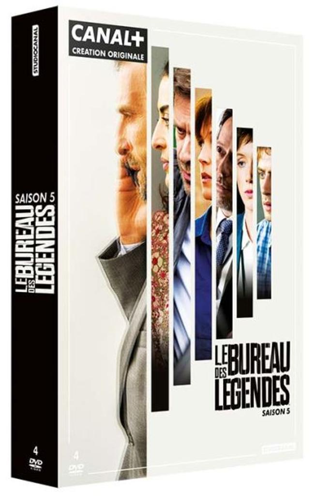 Bureau des légendes (Le) - Saison 5 / une série télé créée par Eric Rochant |