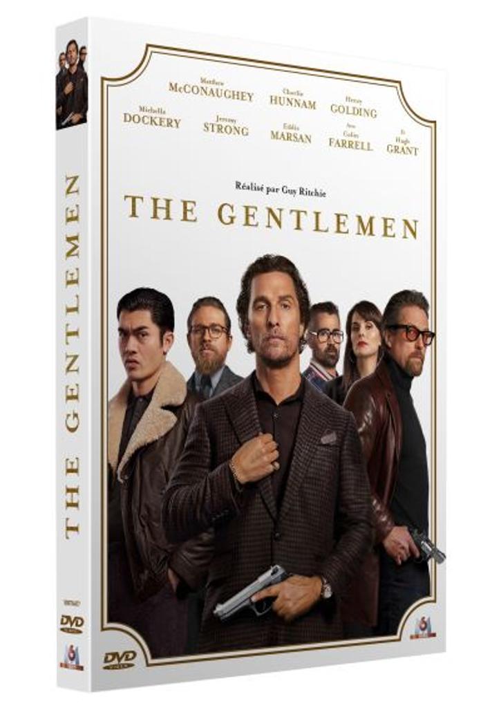 Gentlemen (The) / un film de Guy Ritchie  