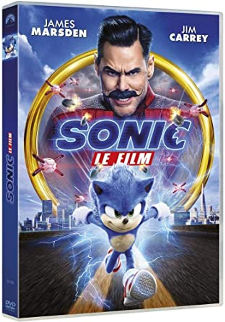 Sonic - Le film / un film de Jeff Fowler  